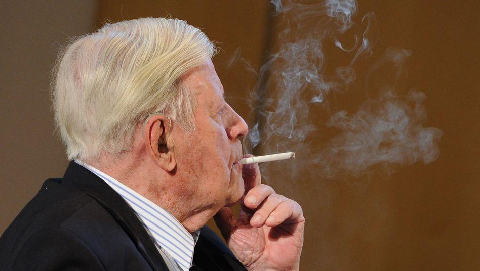 Helmut Schmidt: Hinter seiner vielgescholtenen Arroganz verbarg sich vor allem eines - Führungsstärke in unsicheren Situationen
