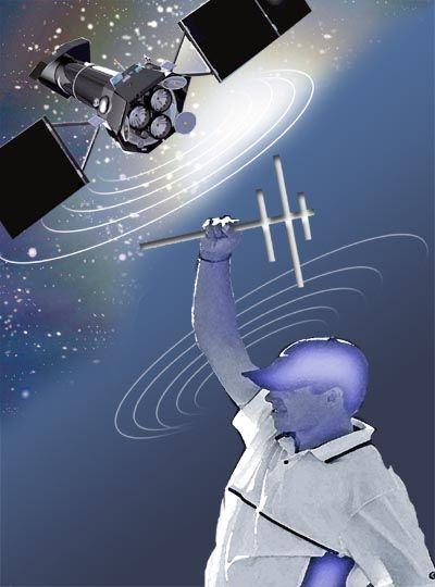 Galileo: Rainer Grohe soll für die Deutschen das europäische Projekt vorantreiben