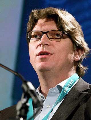 Niklas Zennström: Der 40-jährige Schwede gründete den Internettelefoniedienst Skype und verkaufte ihn für mehrere Milliarden Dollar an Ebay