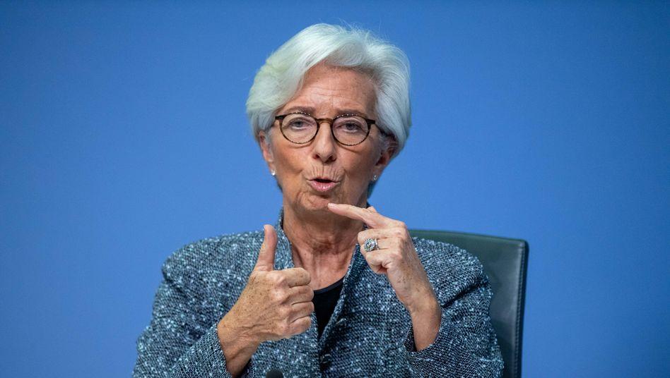 EZB-Chefin Christine Lagarde: Die Notenbanken befeuern die Nachfrage – kommt dadurch die große Inflation?