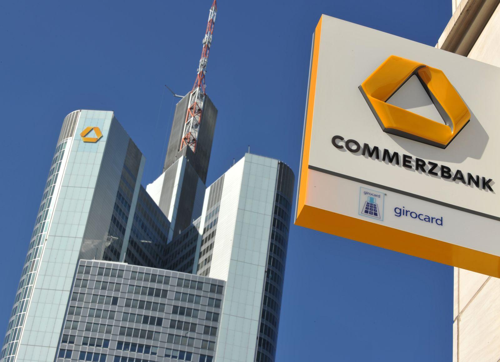 Commerzbank / Zentrale Frankfurt