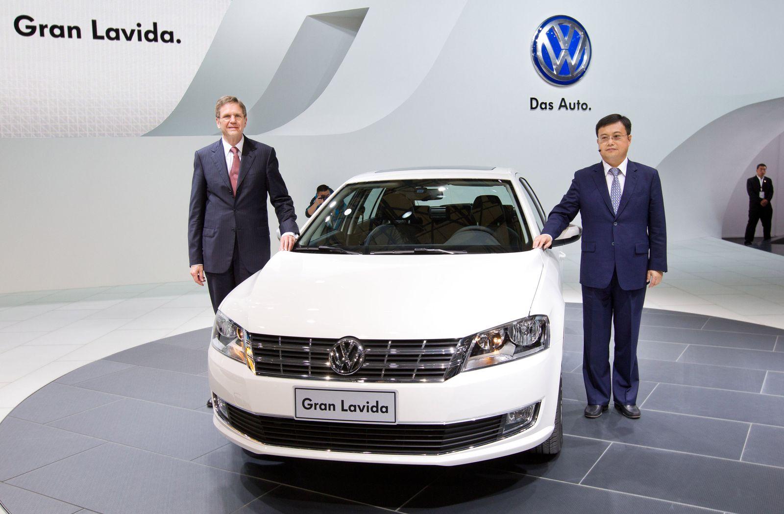 Jochem Heizmann / Volkswagen / Auto Shanghai