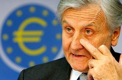 Herrscher über den Leitzins: EZB-Präsident Jean-Claude Trichet