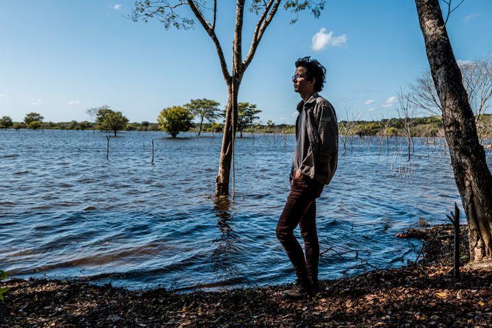 """Tragischer Held: 100 Millionen Bäume wollte das Projekt """"Plant for the Planet"""" von Gründer Felix Finkbeiner pflanzen, doch nach einer Überflutung dürften fast alle Setzlinge verloren sein. Nun findet sich das Projekt in einer """"großen Umstrukturierung""""."""