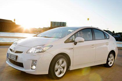 Hoffnungsträger für die Zukunft: Toyota rechnet mit vergleichsweise hohen Verkäufen des neuesten Prius-Modells auch in Deutschland