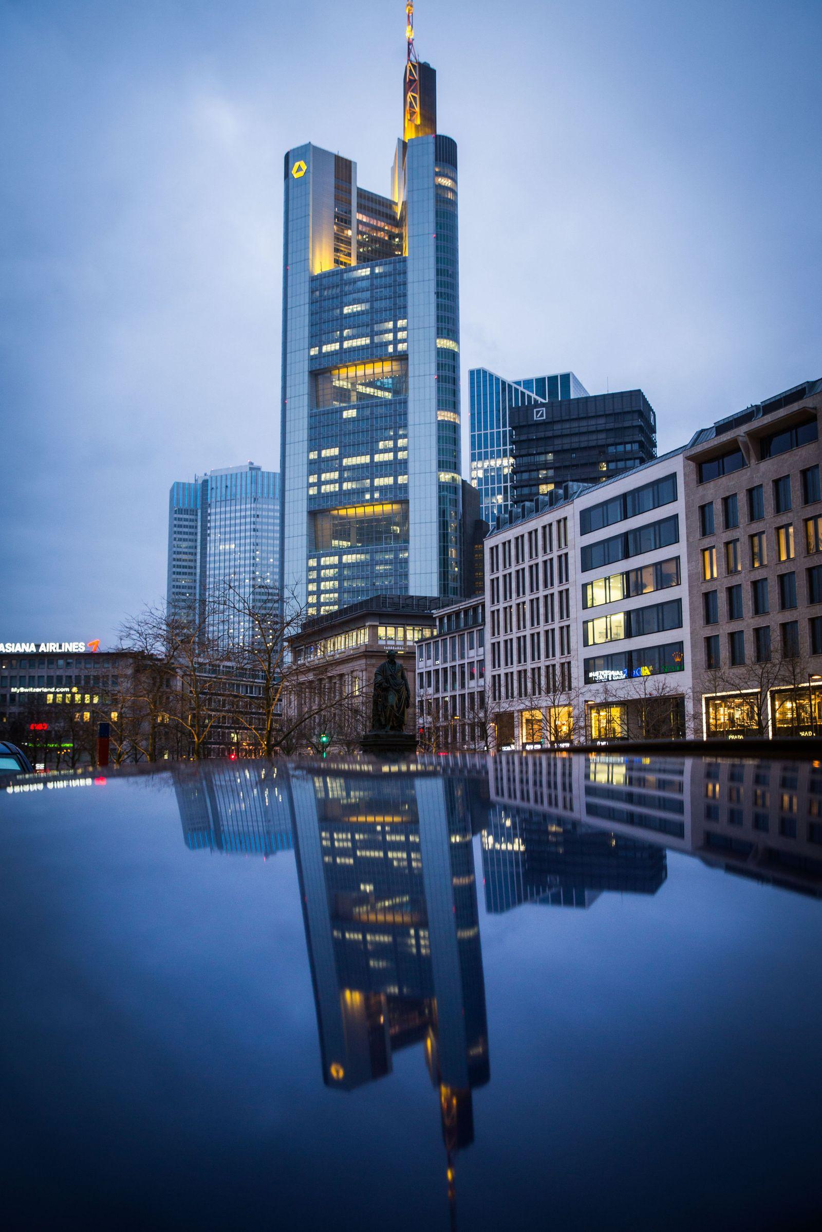 Commerzbank/ Zentrale / Frankfurt