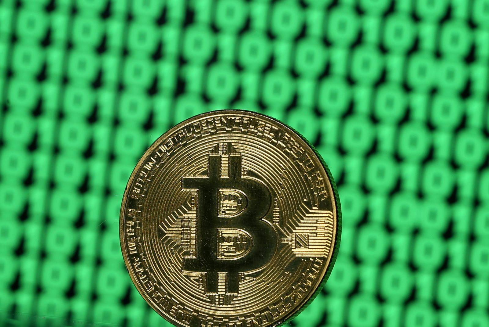Symbolbild Bitcoin