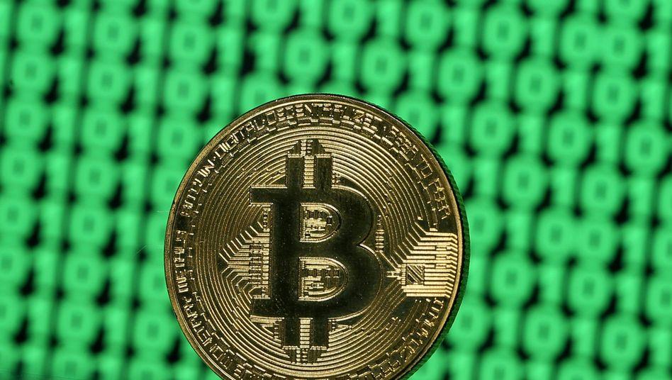Bitcoin: Die Kryptowährung schwankt extrem und nähert sich nun wieder ihrem Rekordhoch