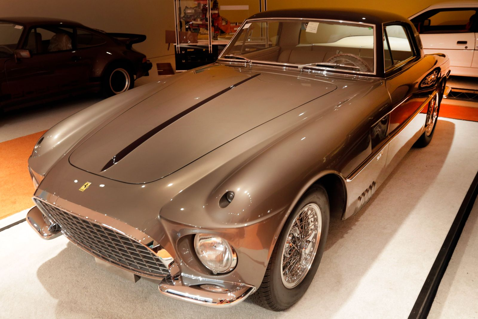 Sotheby's / Driven by Disruption / 1953 Ferrari 250 Europa Coupe