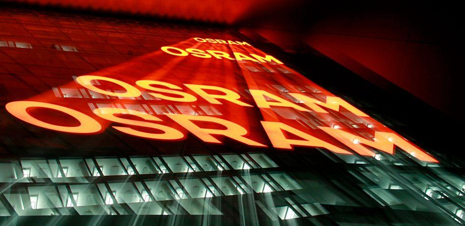 Osram-Zentrale in München: Zuschlag an Käufer aus Fernost