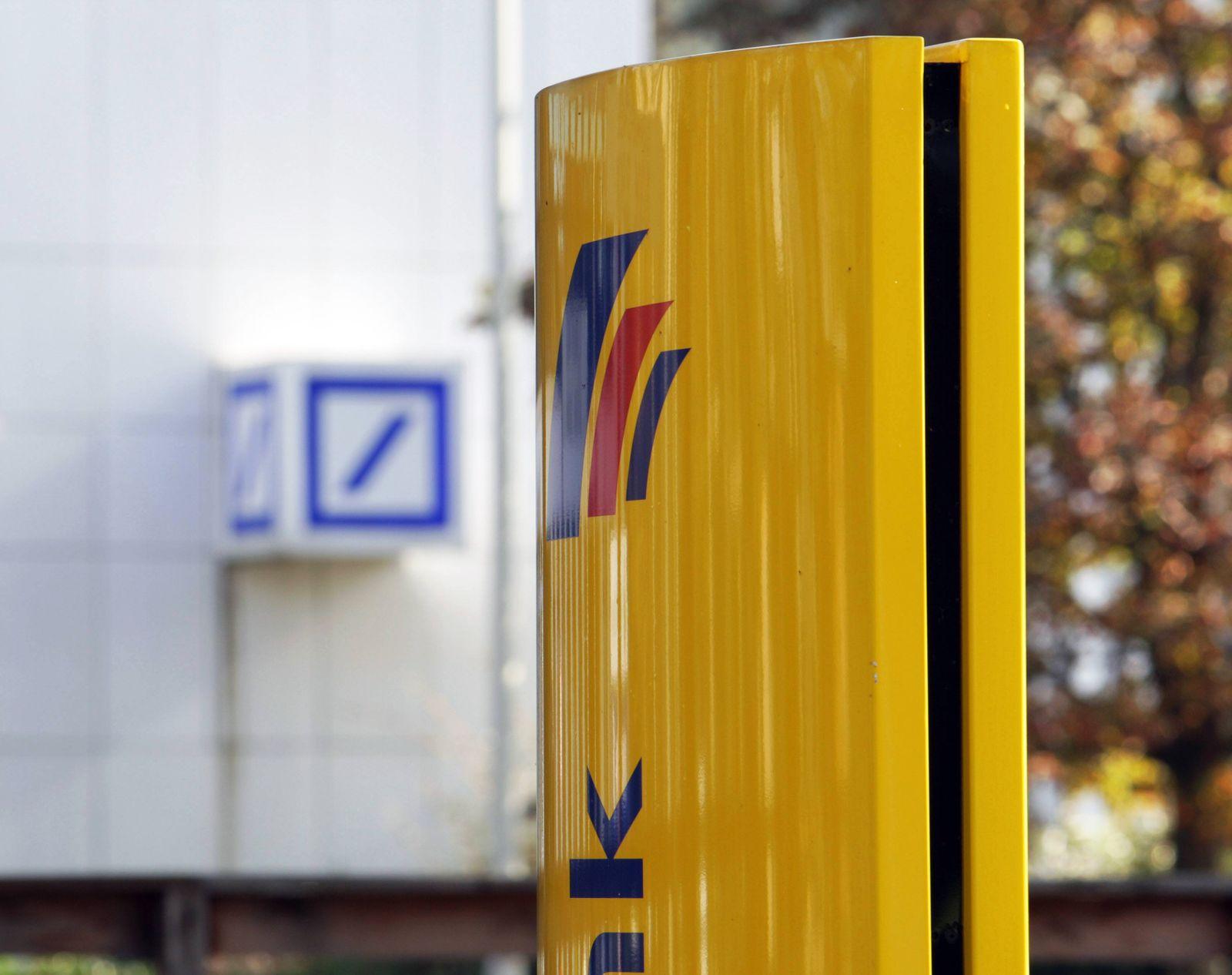 EINMALIGE VERWENDUNG Deutsche Bank / Postbank / Filiale Bonn