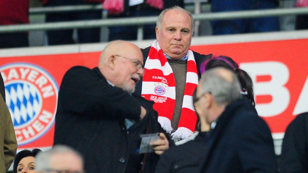 FC-Bayern-Macher wird 65: Das schier unglaubliche Leben des Uli Hoeneß
