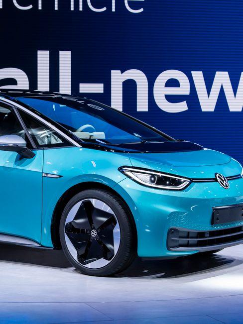 IAA 2019: Die spannendsten Elektroautos auf der IAA