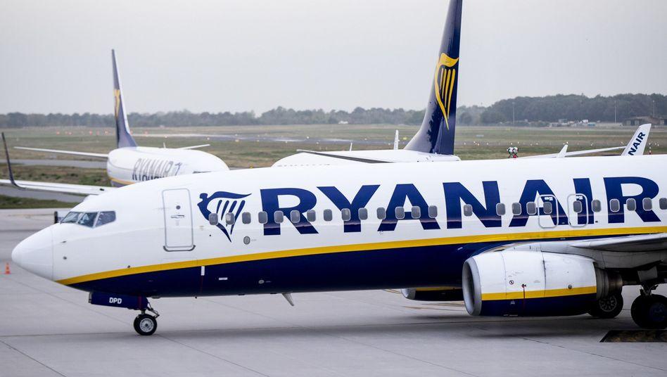 Irischen Airline Ryanair einigt sich mit Cockpit - nun herrscht Friedenspflicht