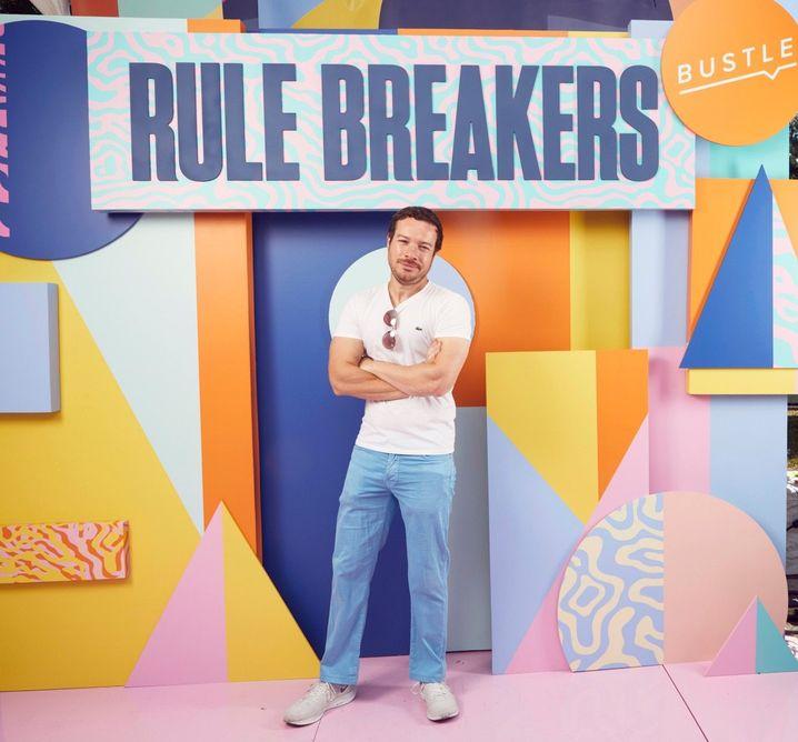 Ad Boy: Bustle-Gründer Bryan Goldberg glaubt an eine Renaissance des Werbegeschäfts