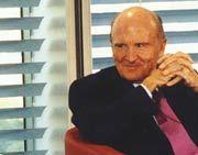 GE-Legende Jack Welch: Er formte den wertvollsten Konzern der Welt