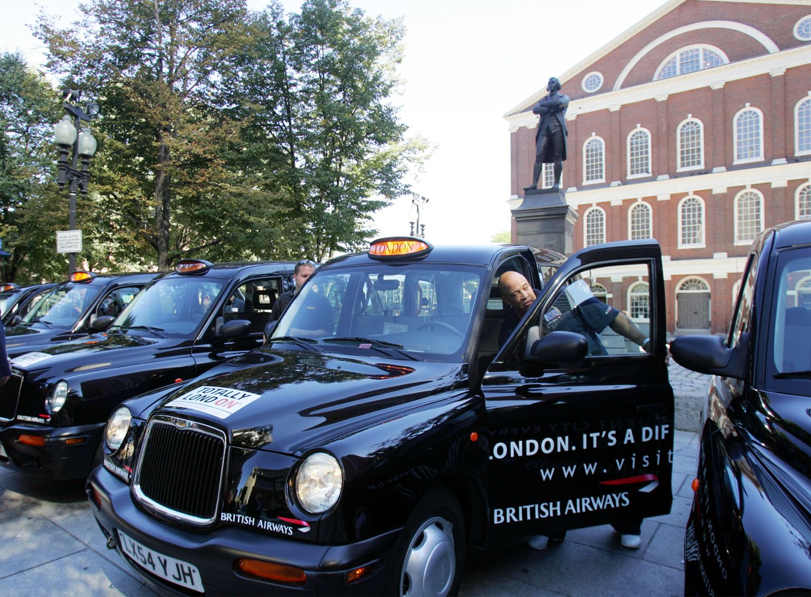 Londond / Cab / Taxi