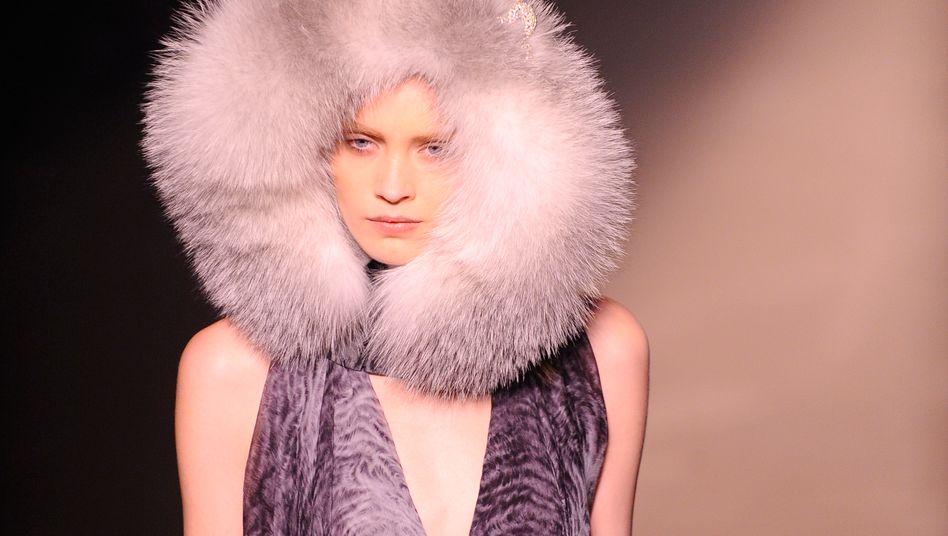 Hermes-Winterkollektion 2010: Auch einige Manager müüsen sich nach dem heimlichen Einstieg von LVMH jetzt warm anziehen