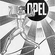 Im Zeichen des Erfolgs: Eine Opel-Anzeige, um 1927