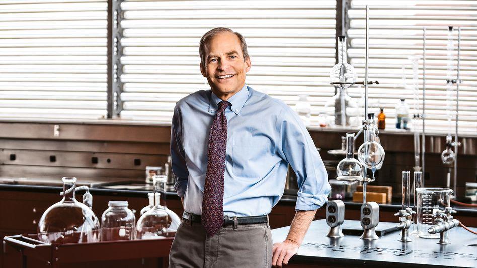 Fisk Johnson führt das Familienunternehmen in fünfter Generation