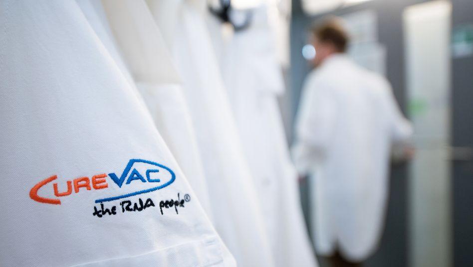 Curevac: Zulassung für Corona-Impfstoff für die erste Jahreshälfte 2021 angepeilt