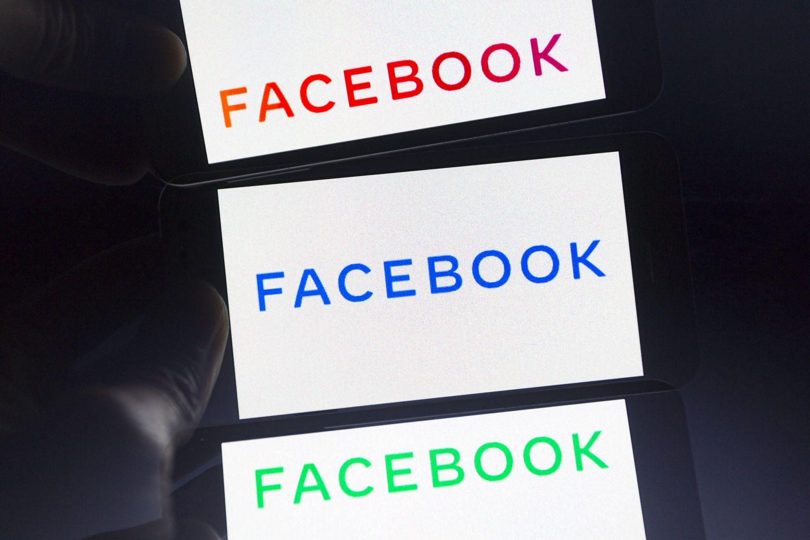 Facebook neues Firmenlogo