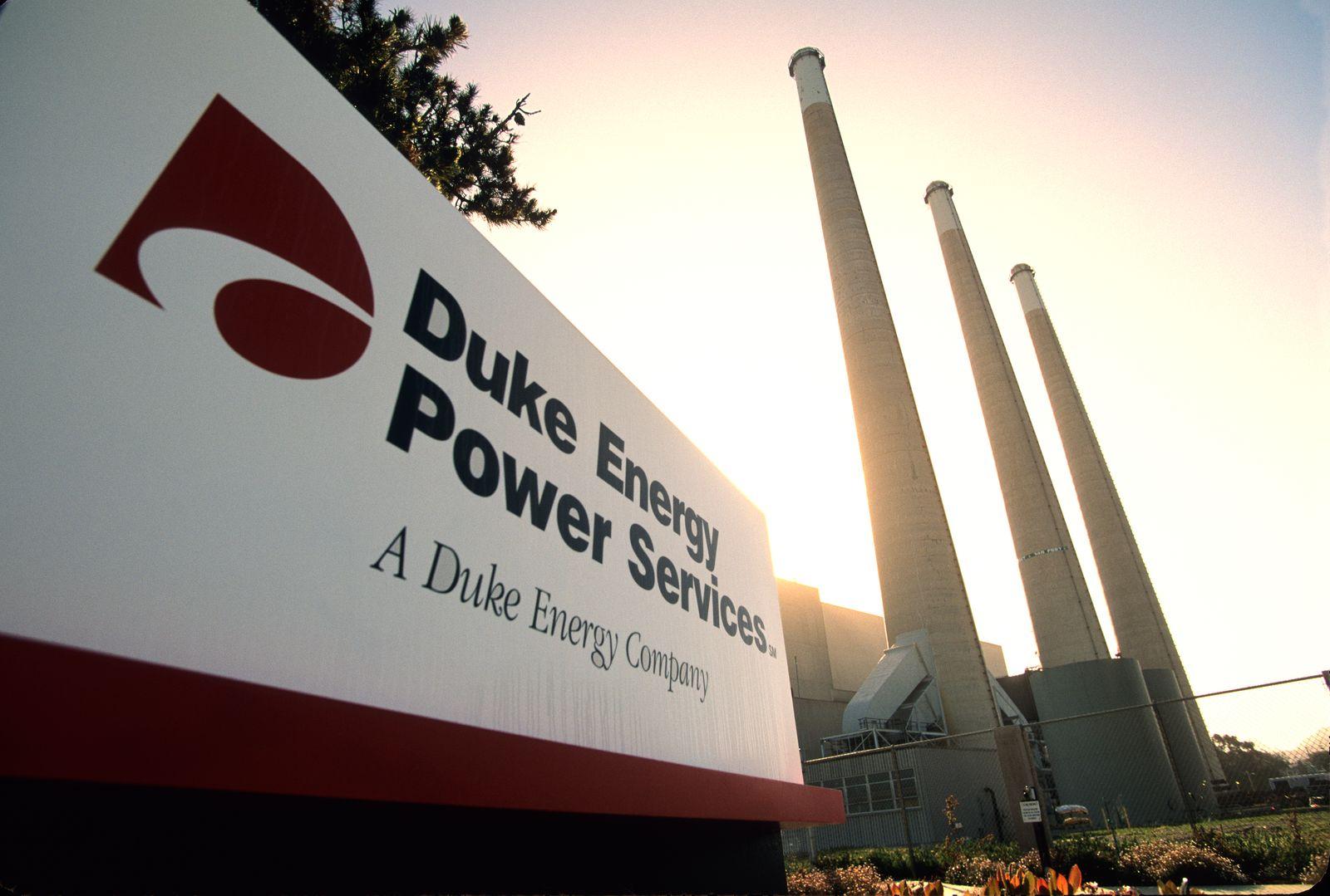 NICHT MEHR VERWENDEN! - Duke Energy / Kraftwerk