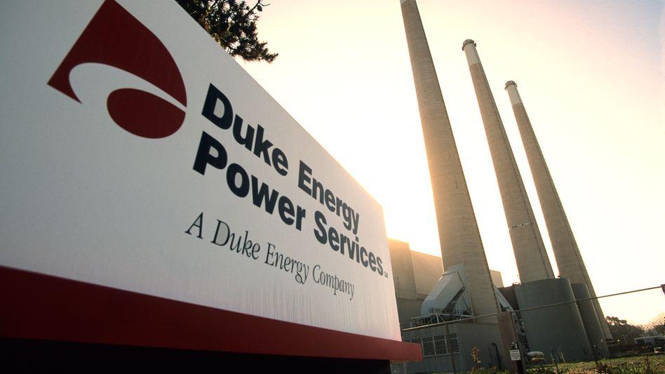 Hoch hinaus: Duke Energy drängt an die Spitze des US-Energiemarktes