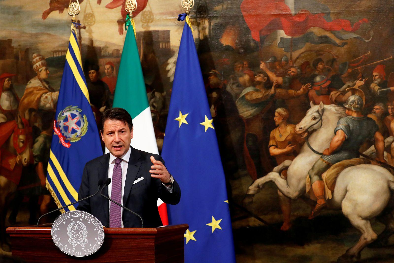 Italien / Giuseppe Conte