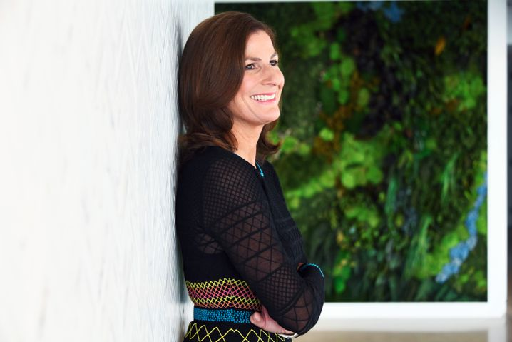 Weiß sich durchzusetzen:Stefanie Straubwird im Streit mit Peter Harf nicht lockerlassen
