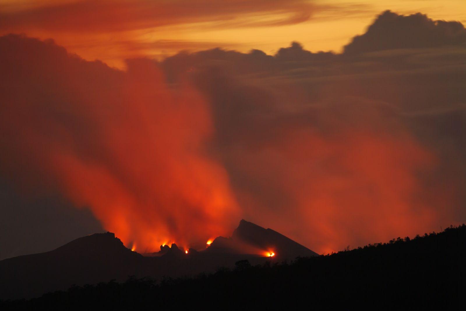 Kilauea Vulkan Hawaii