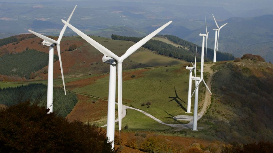 Windräder: Die Abkehr von fossilen Energien wird kommen – und zwar schneller als vielerorts gedacht