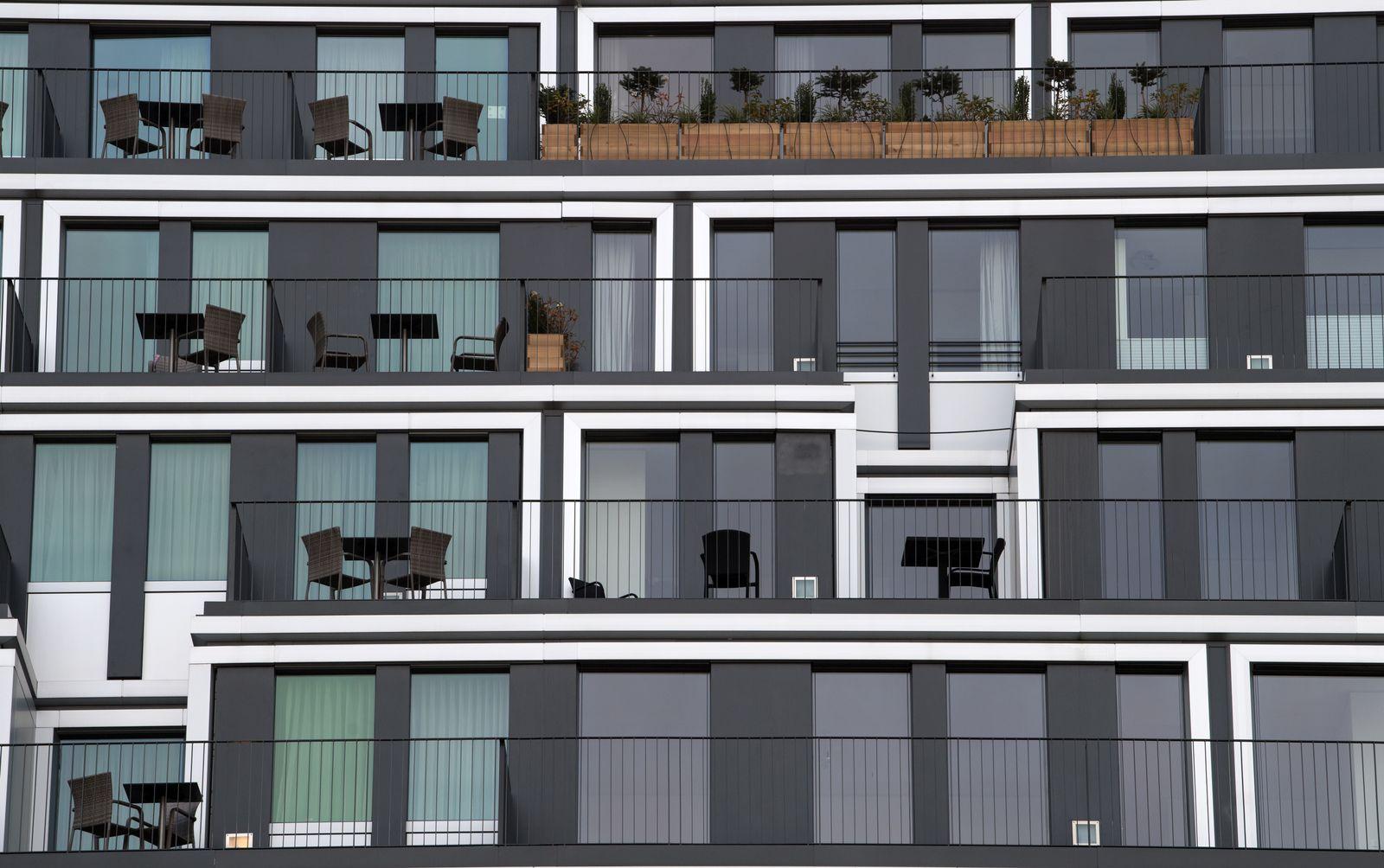 Symbolbild Immobilien / Neubau / Wohnungen