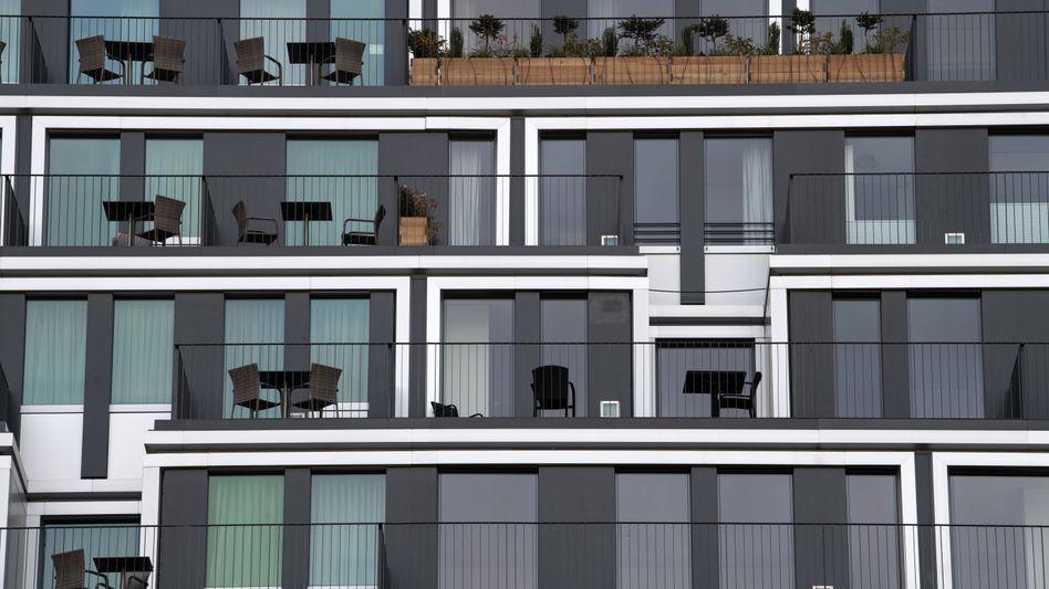 Schicke Immobilien: Nur 44 Prozent der Privathaushalte in Deutschland besitzen Wohneigentum. Das Vermögen dieser Deutschen ist auch wegen der Immobilienpreissteigerungen in den vergangenen Jahren deutlich gestiegen