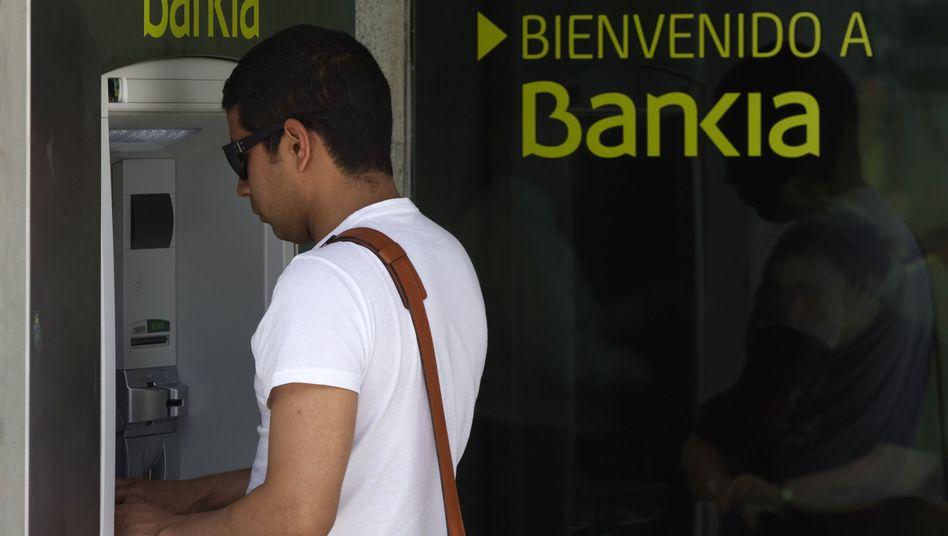 Problembank Bankia: Spanien muss neun Milliarden Euro wegen fauler Kredite in das schlingernde Geldhaus pumpen