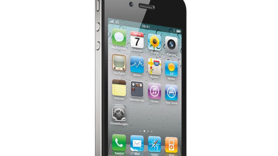 Apples Kassenschlager: Das iPhone bricht alle Verkaufsrekorde