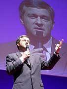 Hat keinen leichten Stand: Vivendi-Chef Jean-Marie Messier