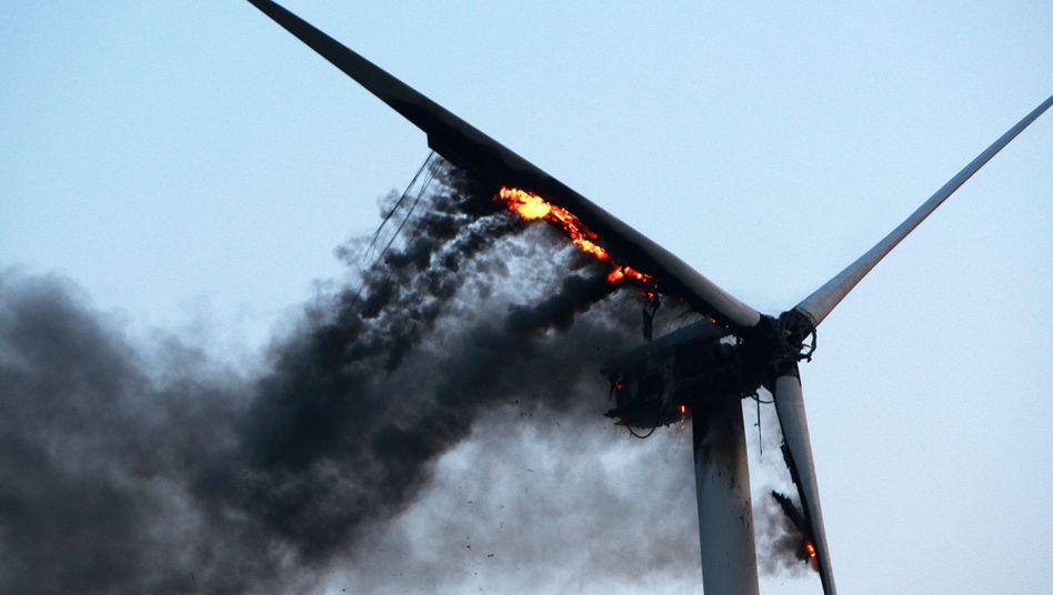 Egal, was der Anlass ist - die Energiewende wird von ihren Kritikern als Milliardengrab dargestellt