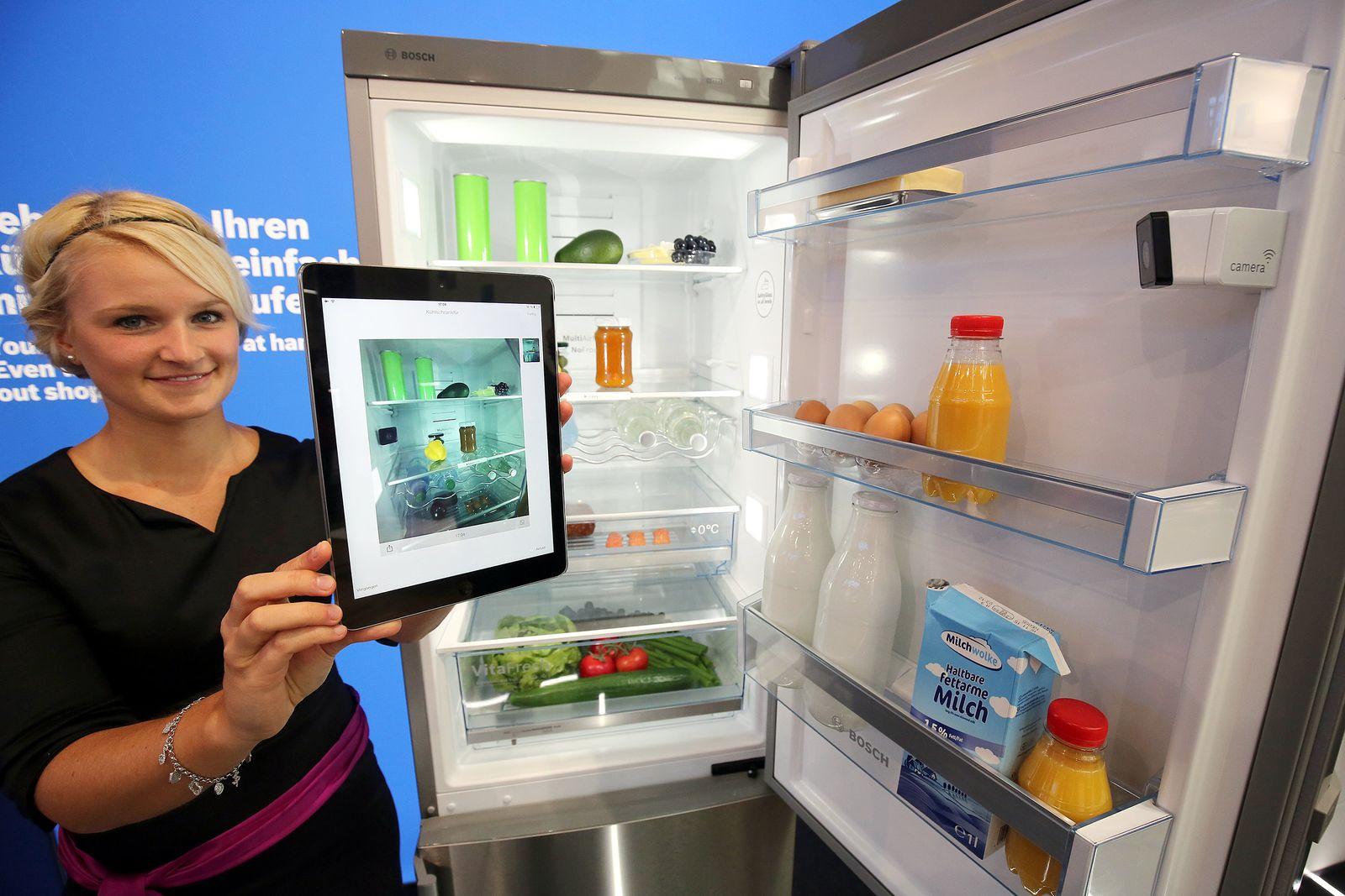 IFA - Vernetzter Kühlschrank