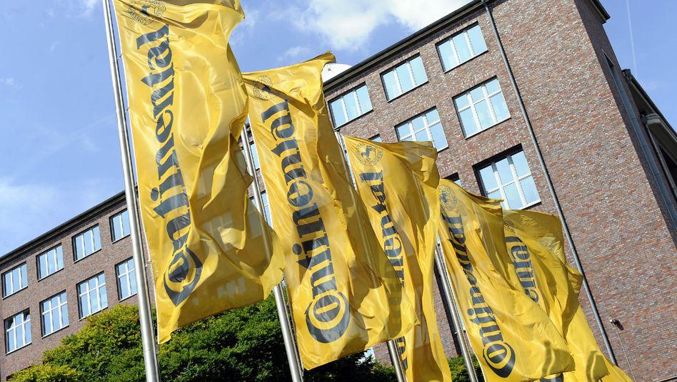 Will seinen Spielraum nutzen: Continental sucht Käufer für seine neue Hochzinsanleihe