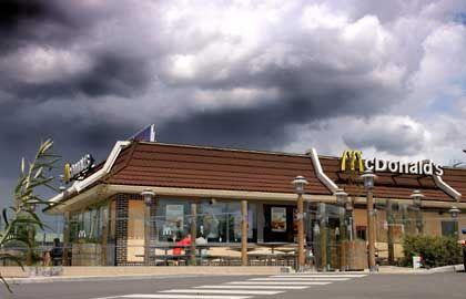 Mc Donald's: Rückzug aus rein geschäftlichen Gründen