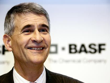 Jürgen Hambrecht: 1976 bei BASF angefangen, stieg der Chemiker 2003 zum Konzernchef auf.