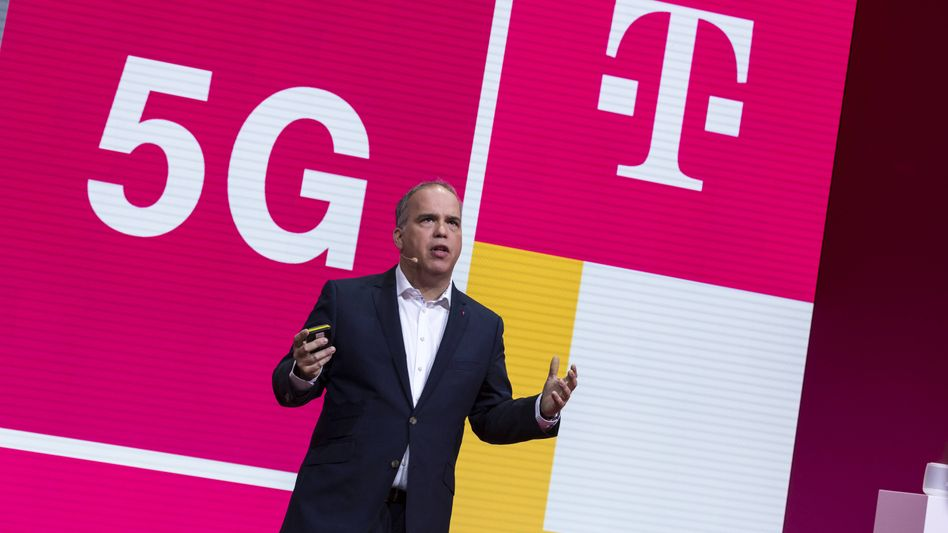 Endlich Chef: Ex-Telekom-Deutschland-Boss Dirk Wössner ist nun da, wo er schon längst hinwollte – auf einem veritablen Chefposten