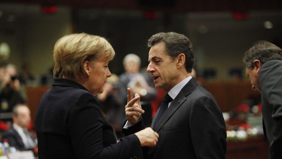 Differenzen in Berlin: Frankreich braucht offenbar selber Europa-Geld zur Bankenstützung