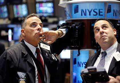 Banger Blick auf die Kurstafel: Unentschlossenheit an den Märkten