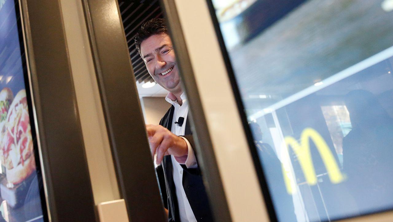 McDonald's verklagt gefeuerten Firmenchef wegen Romanze am Arbeitsplatz - manager magazin - Unternehmen