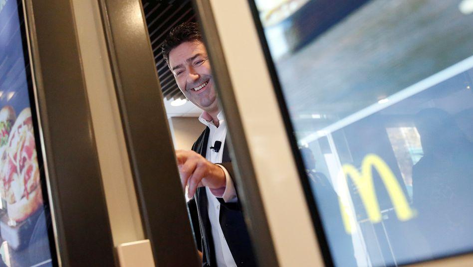 Steve Easterbrook: Die Affären am Arbeitsplatz sowie die Vergabe von Aktienpaketen könnten den Ex-Chef seine Abfindung kosten