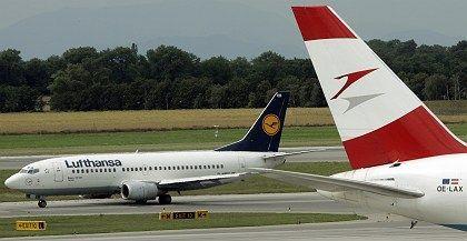 """Angebot für Austrian Airlines: Bedenken der EU kommen """"überraschend"""", so die Lufthansa"""