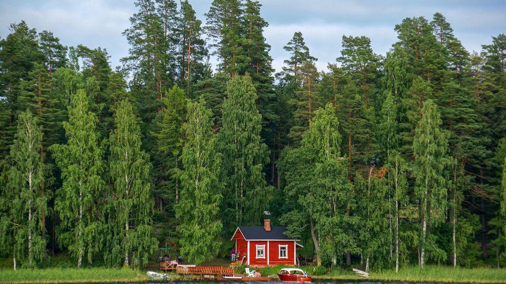 Wasser und Wald: Ein Sommer in Finnland