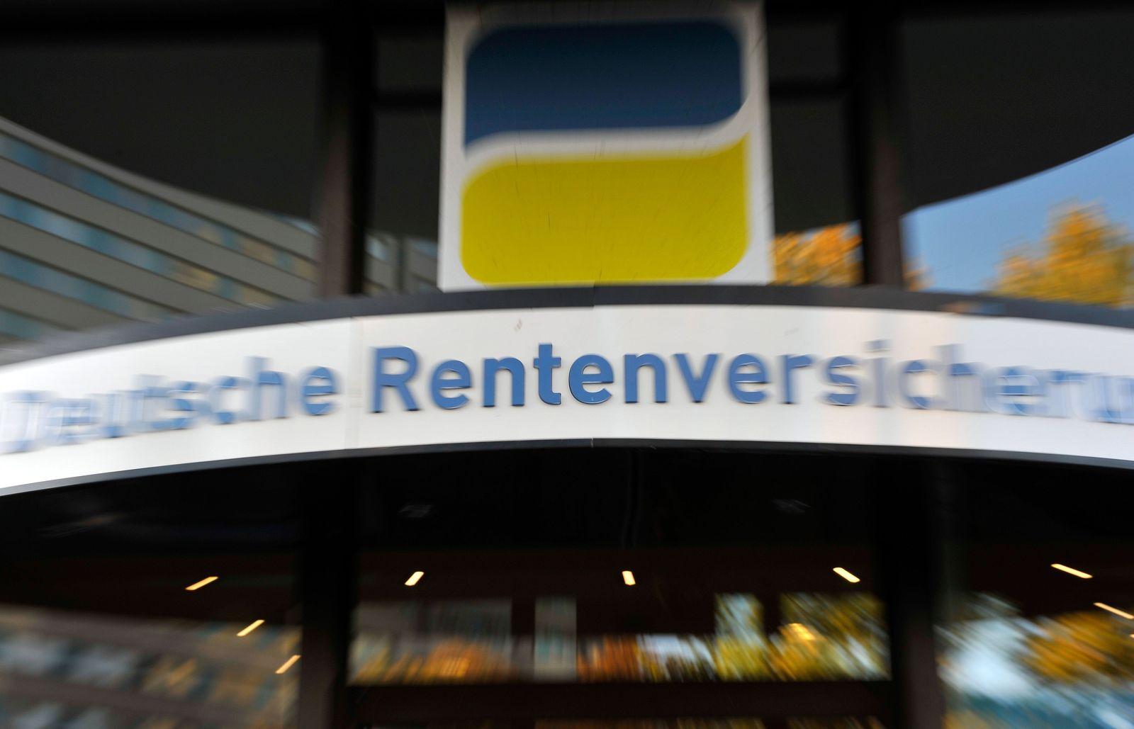 Bundesrechnungshof/ Deutschen Rentenversicherung Bund